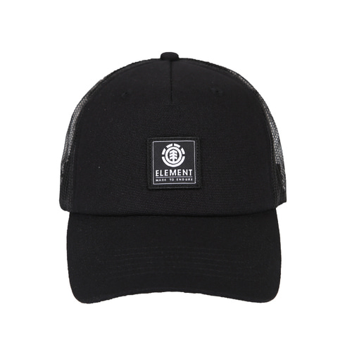 [ELEMENT] ICON MESH CAP (ABK)