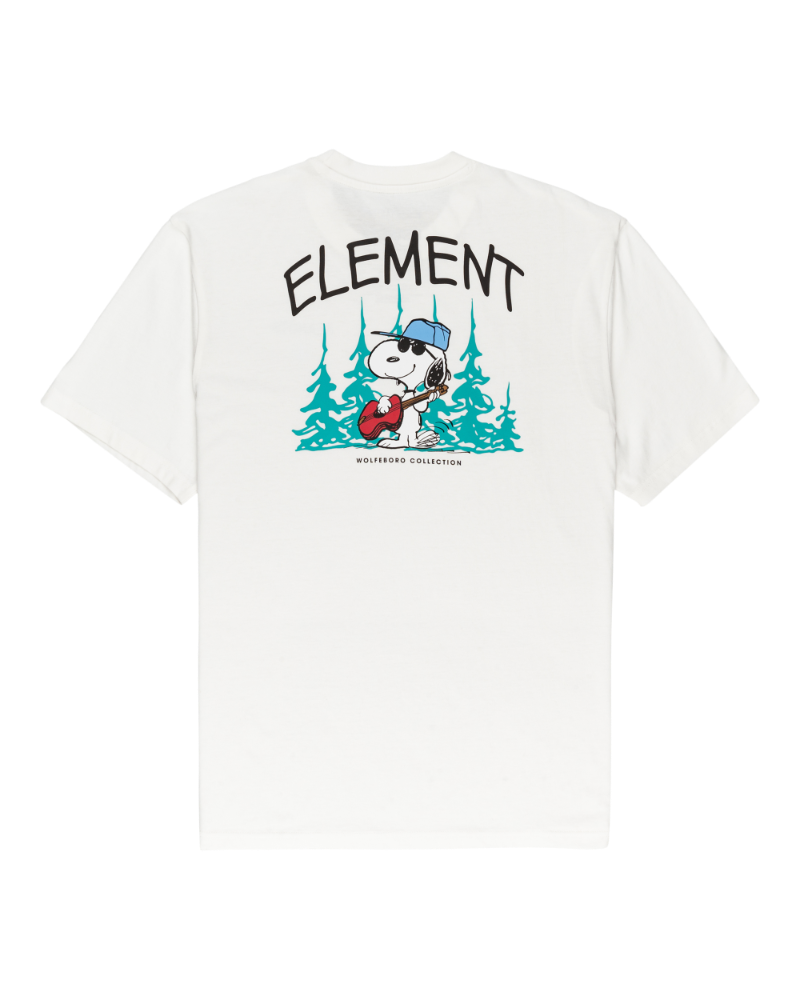 [ELEMENT] PEANUTS GOOD TIMES SS(OTW)