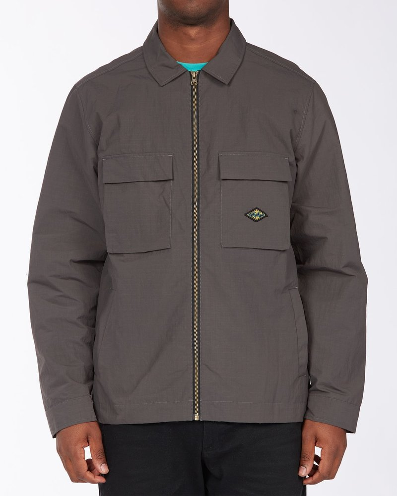 [BILLABONG] CURRENTS WINDBREAKER(RAV)