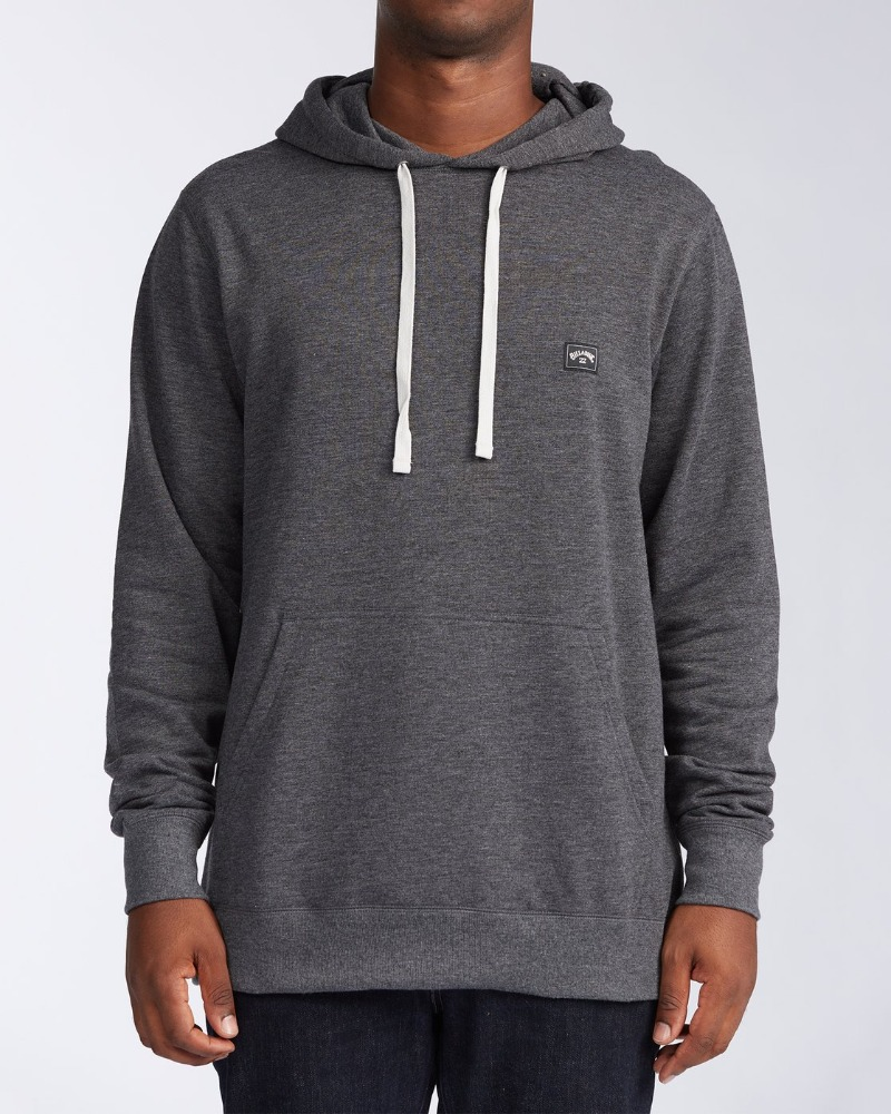 [BILLABONG] ALL DAY PO HOODY(BLK)